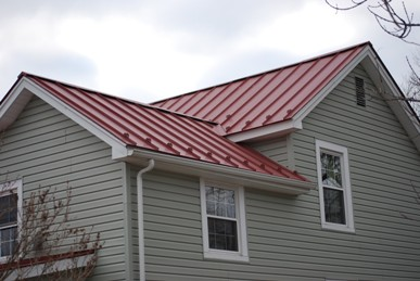 Metal Roof for Home Improvement